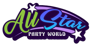 All Star Party World Logo