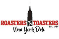 Roasters logo small