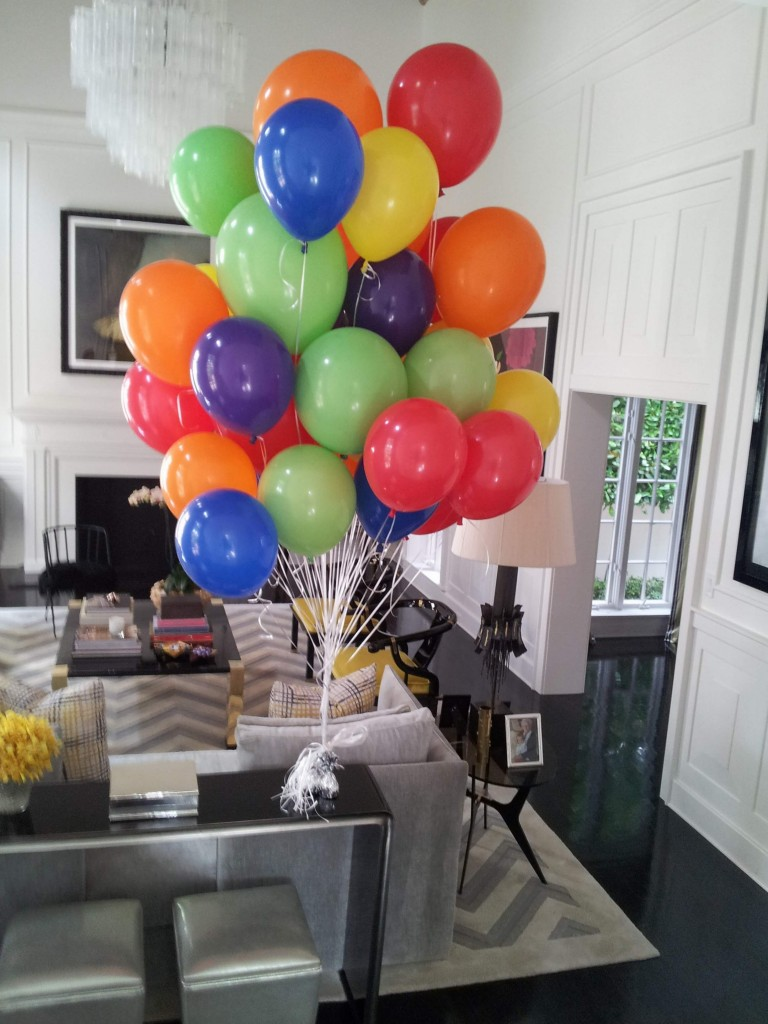Big Balloon Bouquet Delivery