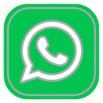 What's app social media icon